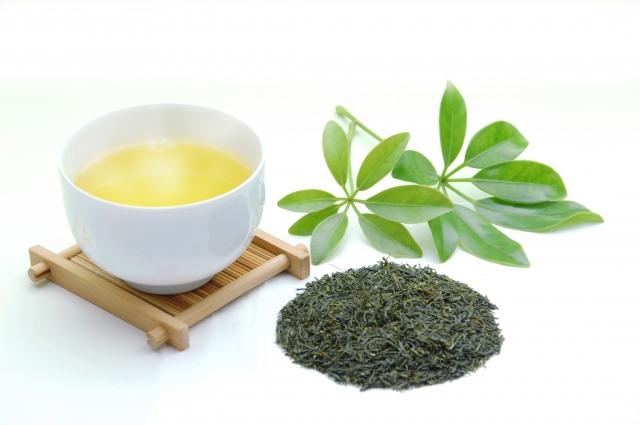 緑茶 イメージ