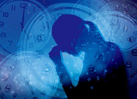睡眠時間とアトピー 2