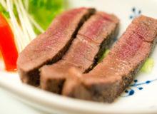 夕食に、ステーキ・から揚げ・焼き肉はやめましょう。